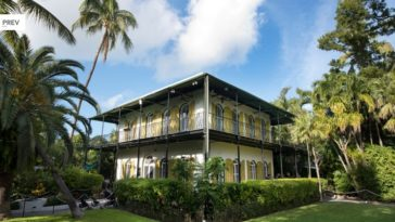 ernest hemingway house in key west florida