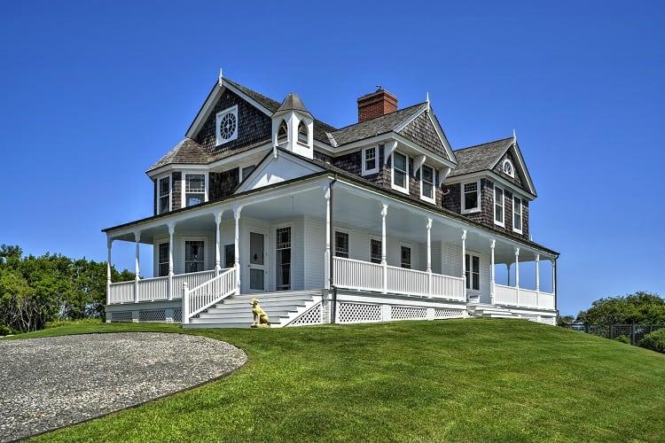 Tick Hall house, Montauk NY
