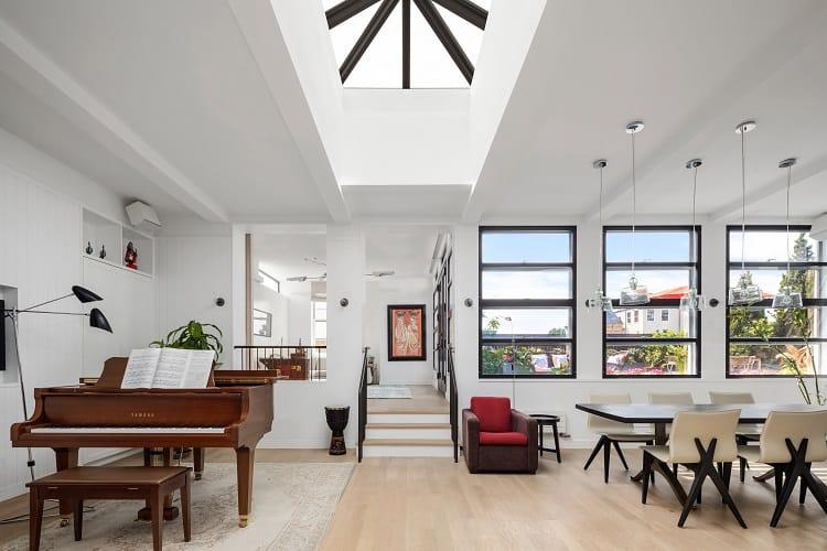 penthouse for sale at 161 hudson street  manhattan