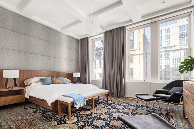 three-bedroom condo at 6 West 20th Street