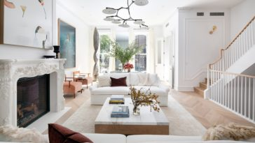 gorgeous brownstone for sale in brooklyn heights