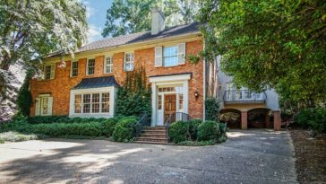 luxury home for sale in brookhaven ga