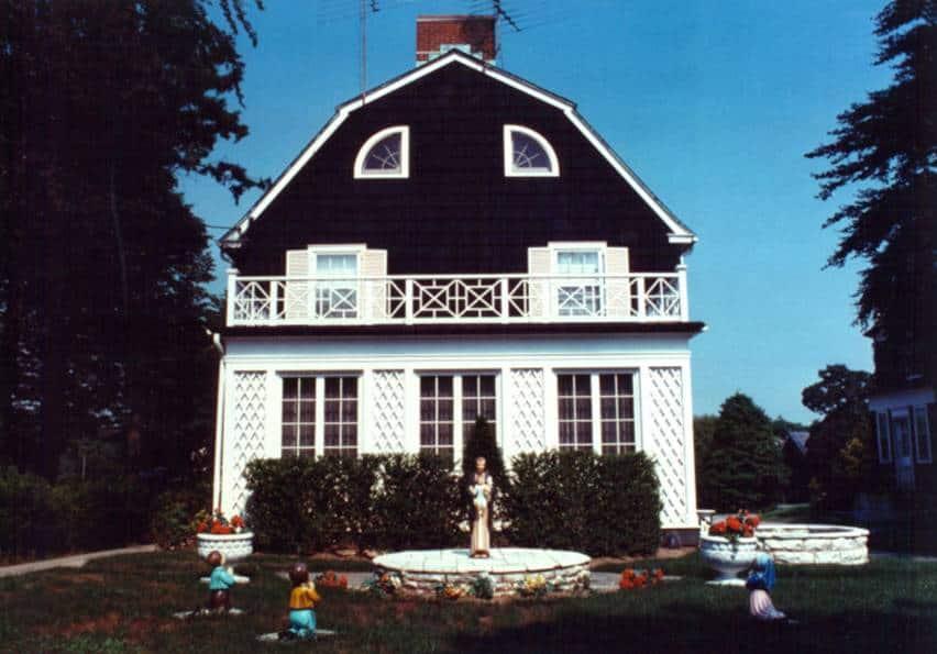 amityville house at 112 Ocean Drive long island
