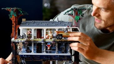 coolest movie home legos