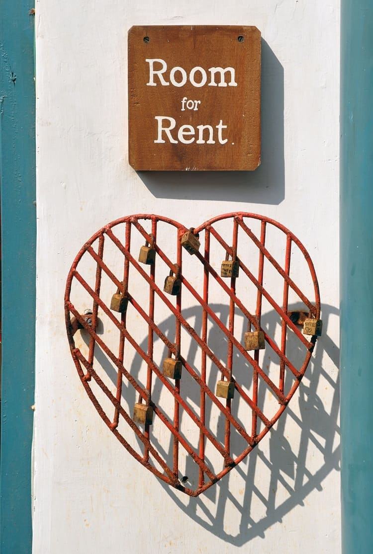 room to rent seeking renters
