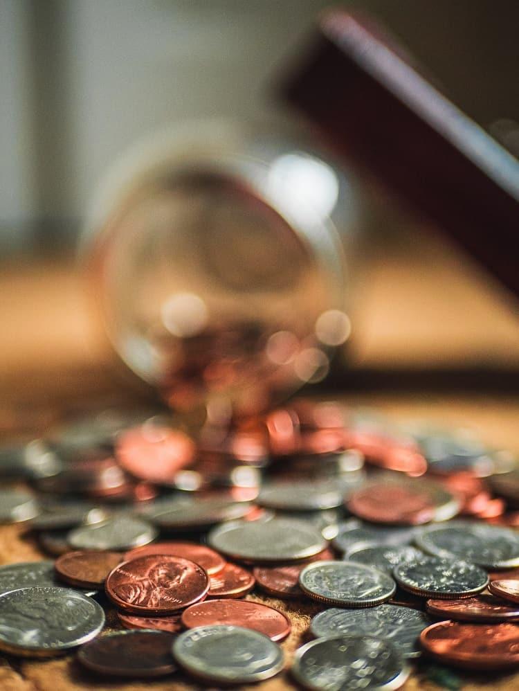 savings and extra money