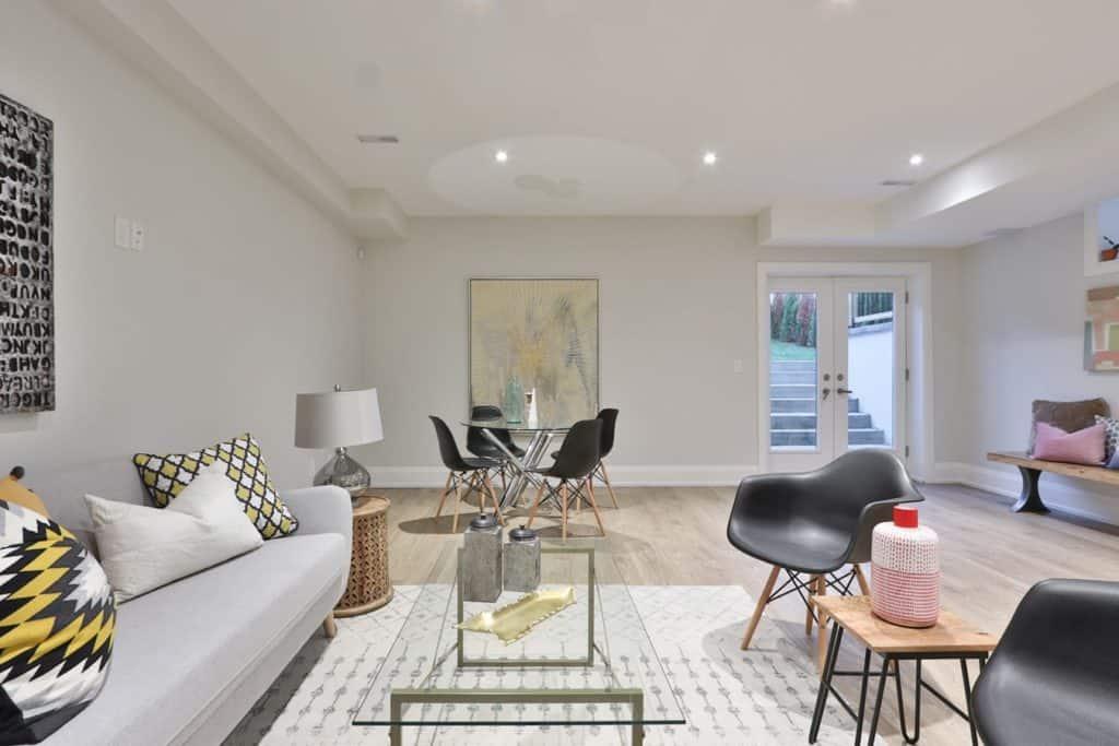 virtual staging - home interior renderings