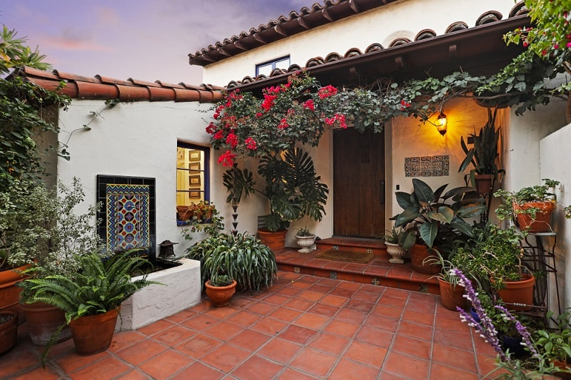spanish style home for sale in los angeles