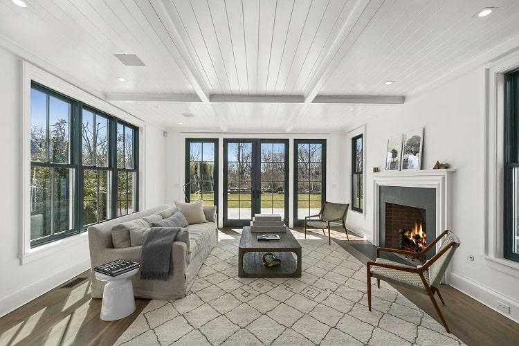luxury house for sale at  59 Garden Street, Sag Harbor NY.