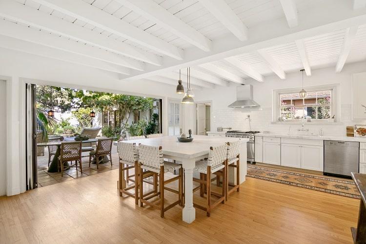 ali tamposi's home for sale 4423 ambrose terrace LA
