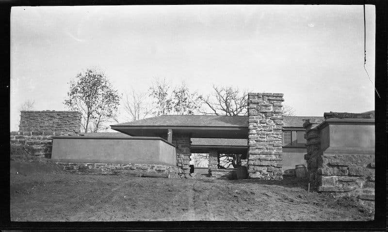 The Three (Tragic) Lives of Frank Lloyd Wright's Taliesin House