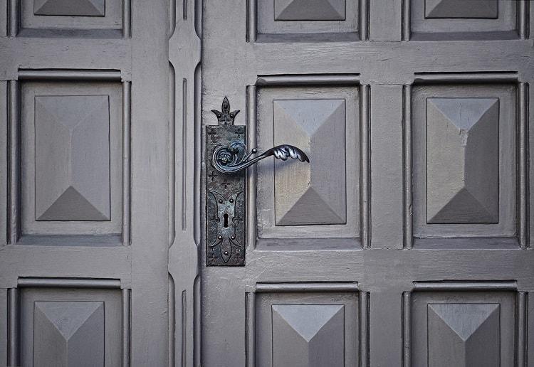 home security door entrance
