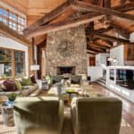 homes with great fireplaces