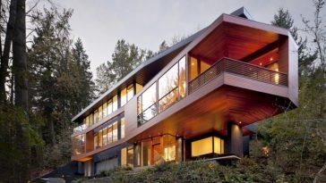 edward cullen house in twilight