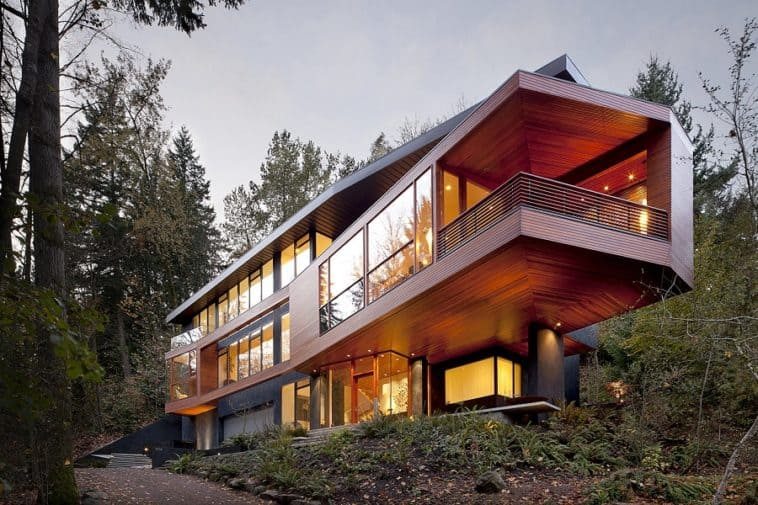 Is It Real? Edward Cullen's Sleek Glass House in the Twilight Saga