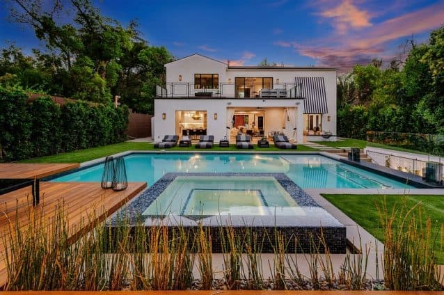 luxury encino house for sale