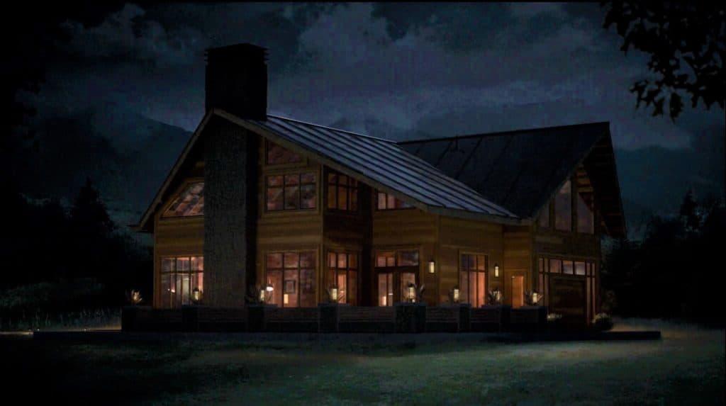 grey's anatomy meredith and derek dream house