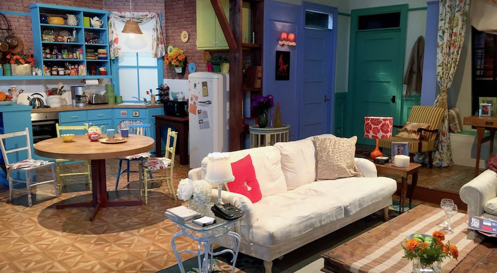 monica apartment in friends
