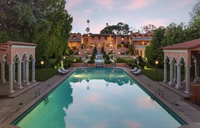 the complete history of the beverly house