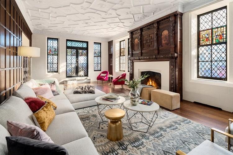 giorgio armani penthouse central park west