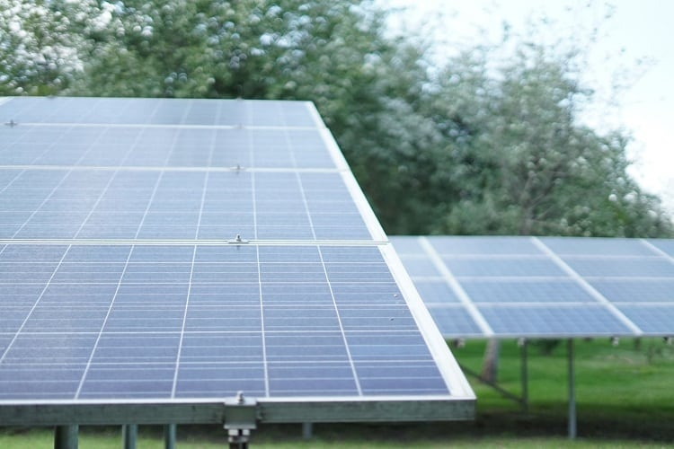 solar panels clean energy