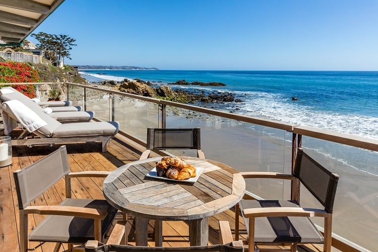cindy crawford house in malibu