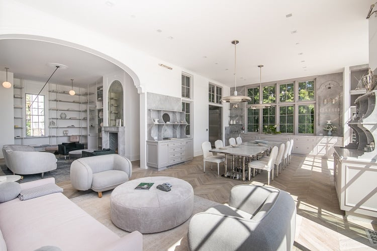 windsor smith designed house in brentwood