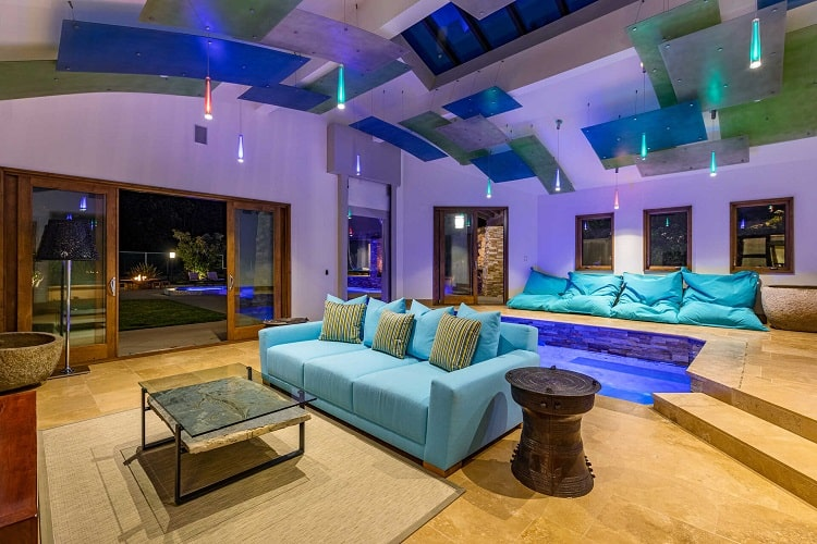 L.A. home with Star Wars-themed basement