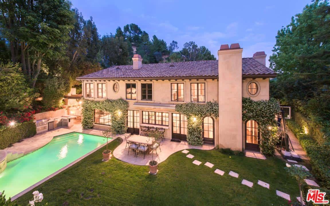 kim kardashian house beverly hills