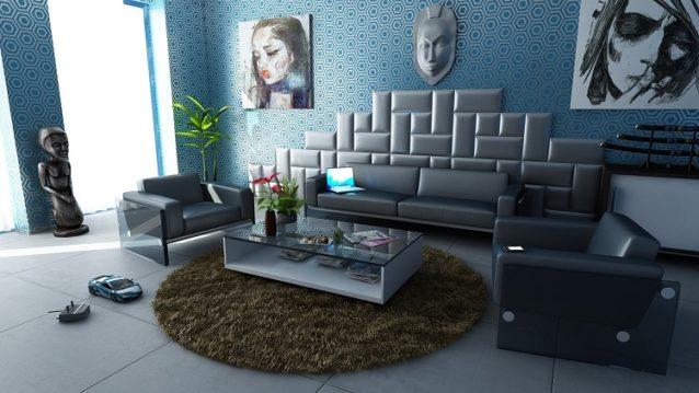 sculptures in home design