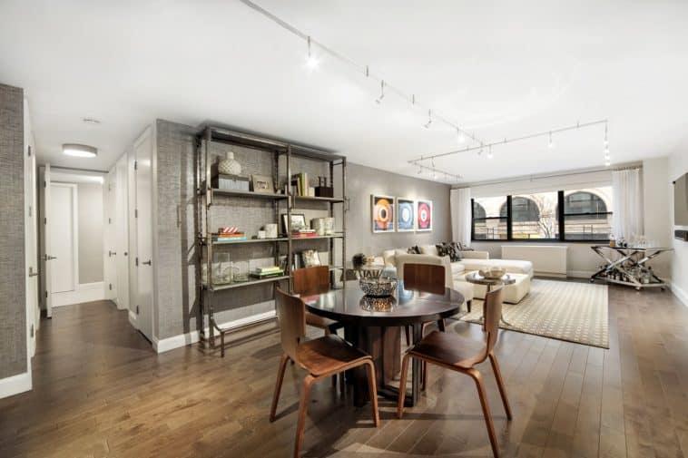 apartment at stewart house greenwich village