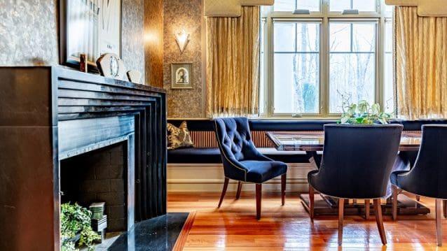woodley house roaring 20s estate