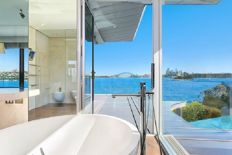 Rose Bay mansion, Australia