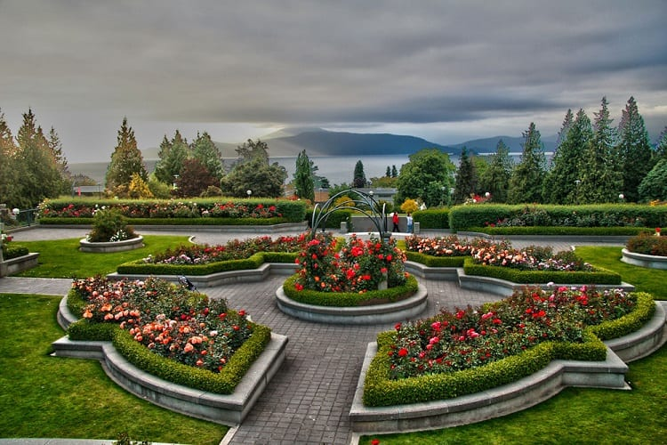 ubc rose garden in altered carbon