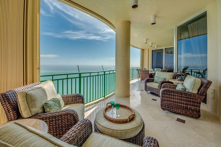 luxury penthouse marco island