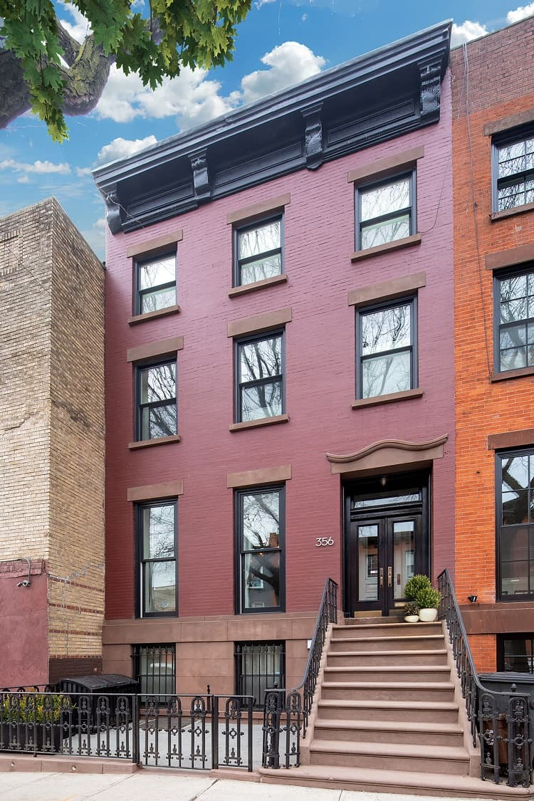 Carroll Gardens Townhome for sale