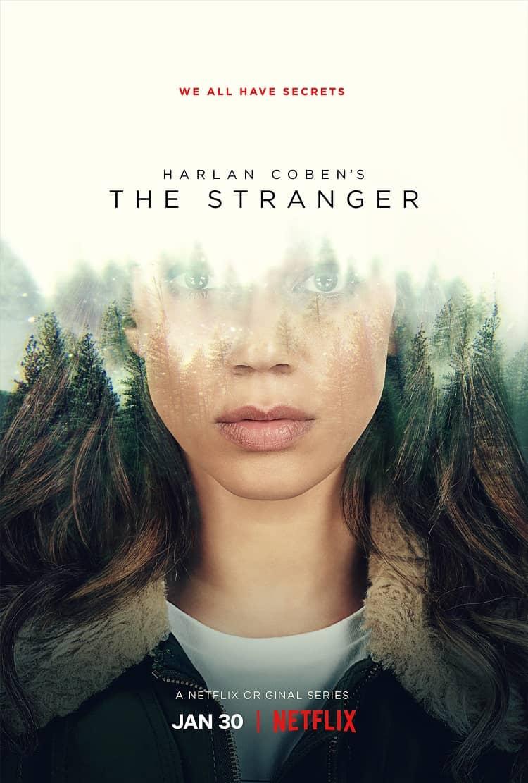 poster for the stranger on netflix