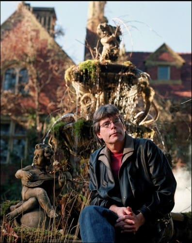 Stephen King at Thornewood Castle