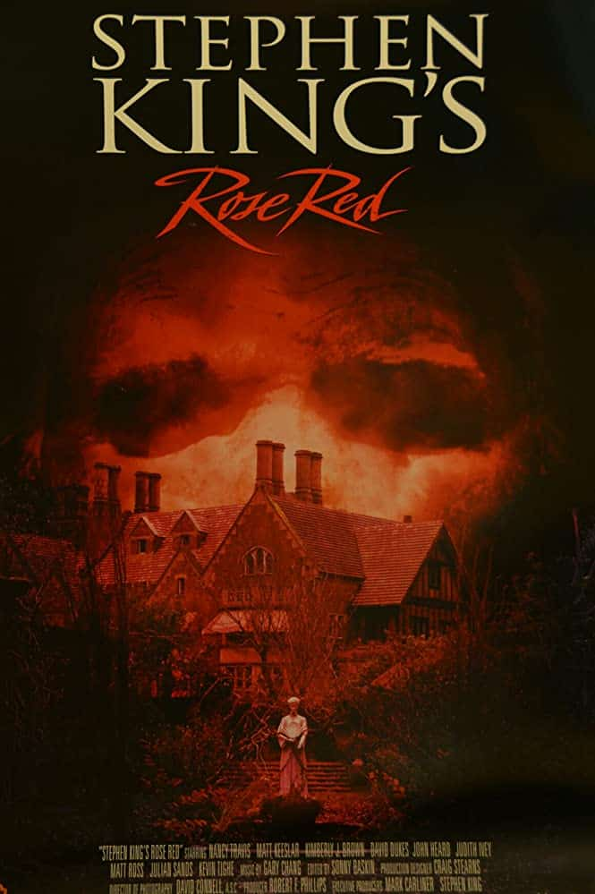 stephen king rose red house