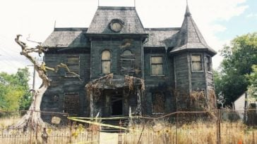 The House in Stephen King's It