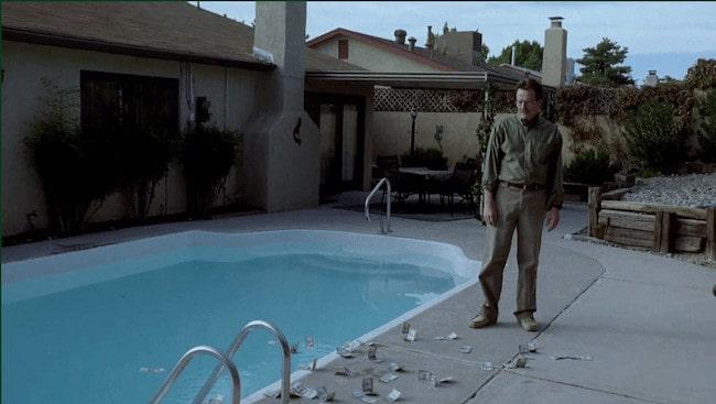 Walter White pool