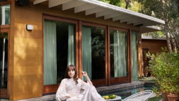 dakota johnson house in hollywood