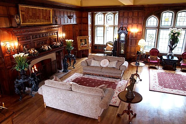 Thornewood Castle, the real Rose Red manor