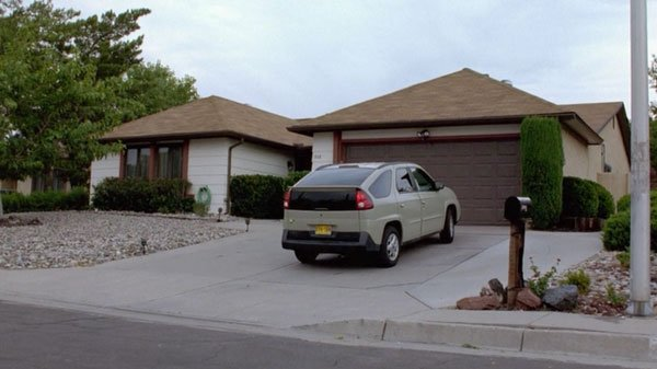 Walter White House in Breaking Bad