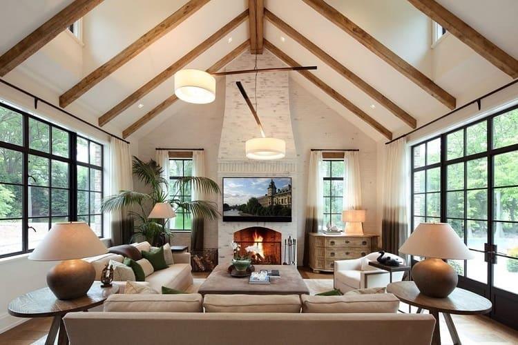 tom brady's living room