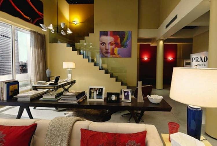 van der woodsen apartment