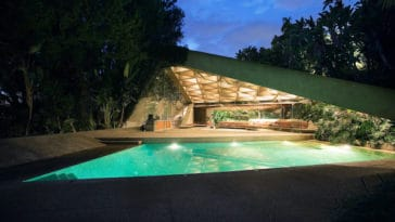 Sheats-Goldstein Residence in Los Angeles