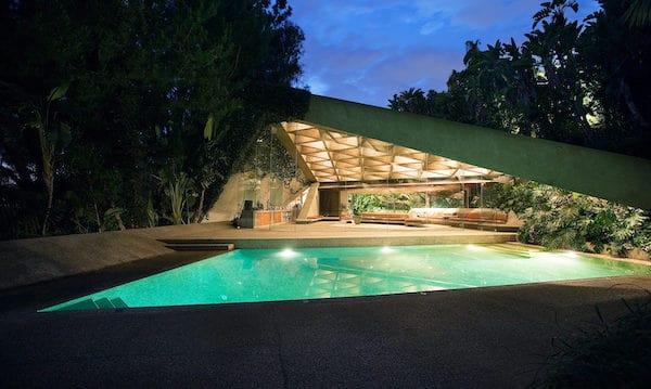 Sheats-Goldstein Residence in Los Angeles