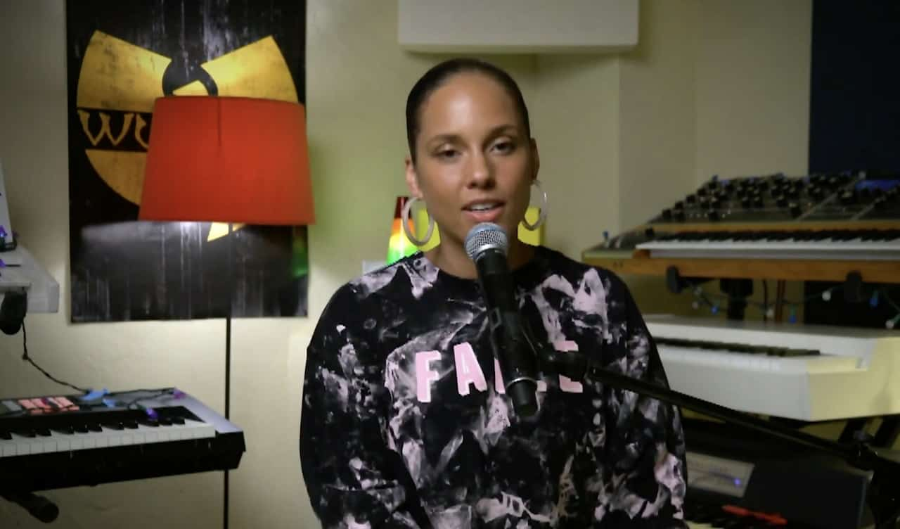 alicia keys house song