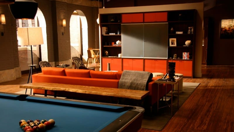 chuck and nate's suite at the empire